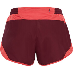 The North Face W's Altertude Hybrid Shorts Deep Garnet Red/Cayenne Red
